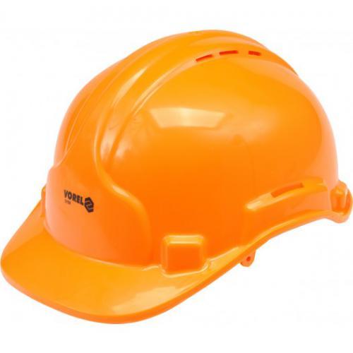 Vorel Kask ochronny 50-66cm pomarańczowy 74194