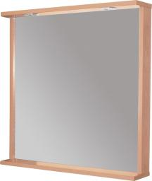 Lustro Cersanit Catania 72,2x71,9cm dzika grusza (S502-001)