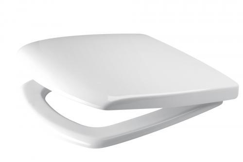 Deska sedesowa Cersanit Carina wolnoopadająca biała (K98-0069)
