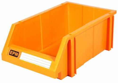 EPM Skrzynka magazynowa pomarańczowa 305/190/120mm (E-900-0023)