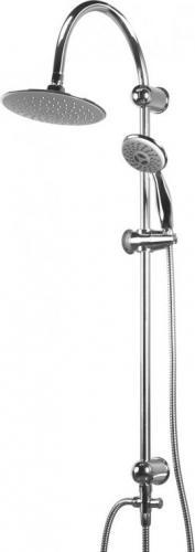 Zestaw prysznicowy Deante Neo Fresh z deszczownicą chrom (NBF 051K)