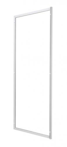 Sanplast Ścianka ASPIRA SSO/ASP-80-S szyba transparentna W0 profil biały EW 600-030-0220-01-401