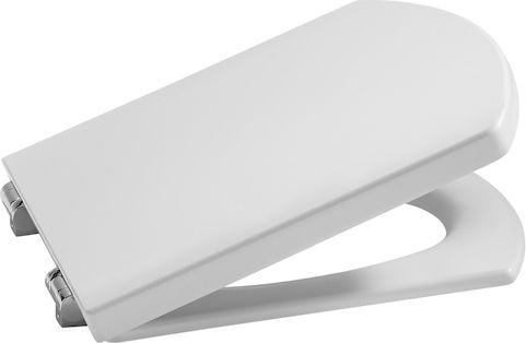 Deska sedesowa ROCA Hall wolnoopadająca biała (A801622004)