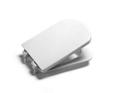Deska sedesowa ROCA Dama Senso wolnoopadająca biała (A801512004)
