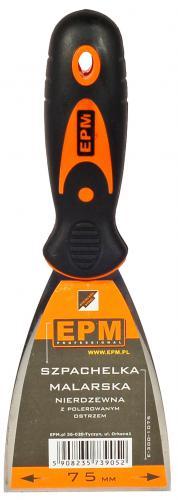 EPM Szpachelka malarska nierdzewna 75mm (E-300-1075)
