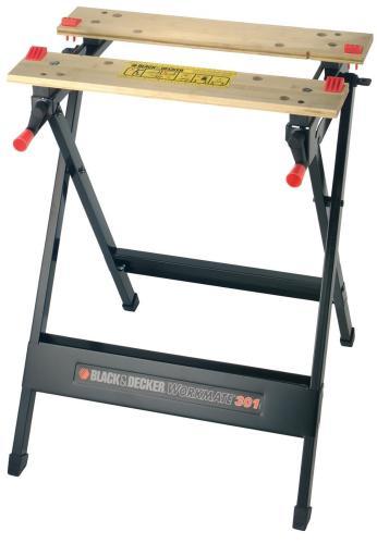 Black&Decker Stół warsztatowy zaciskowy Workmate (WM301)