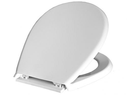 Deska sedesowa Bisk Lilia biała (80302/80300)