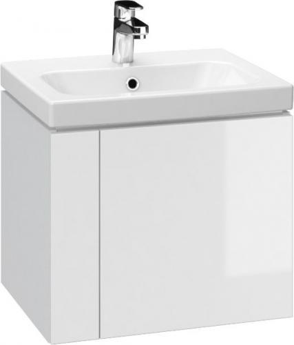 Cersanit Szafka podumywalkowa Colour 50cm biały połysk (S571-019)