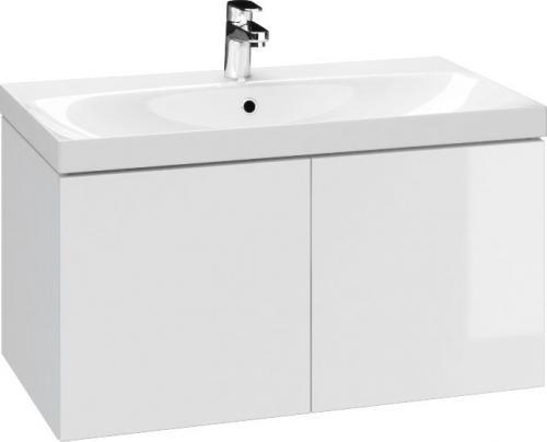 Cersanit Szafka podumywalkowa Colour 80cm biały połysk (S571-022)