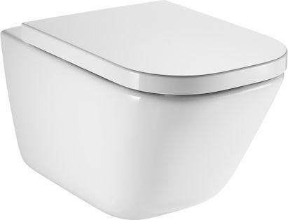Miska WC ROCA Gap Rimless wisząca MaxiClean (A34647L00M)