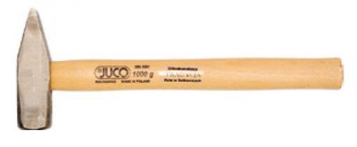 JUCO Młotek ślusarski rączka drewniana 100g 260mm (29990)