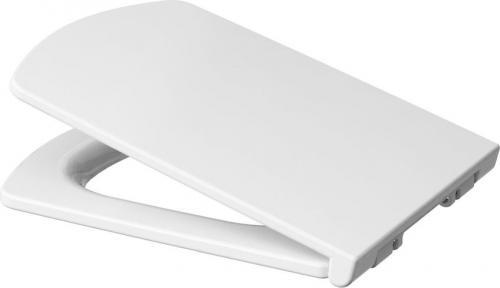Deska sedesowa Cersanit Easy wolnoopadająca biała (K98-0089)