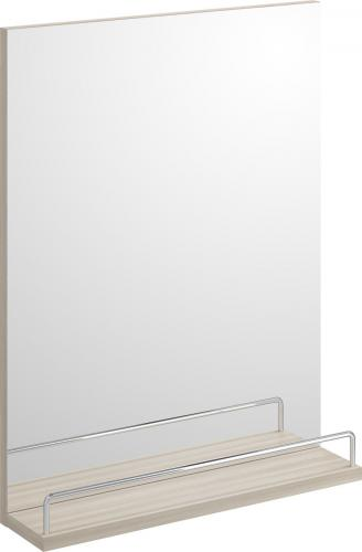 Lustro Cersanit Smart 50x65cm jesion jasny (S568-003)