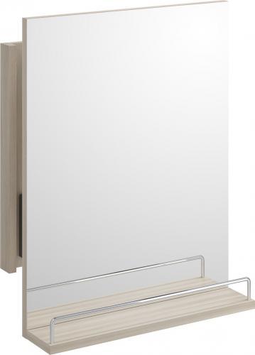 Lustro Cersanit Smart 50x65cm jesion jasny (S568-037)