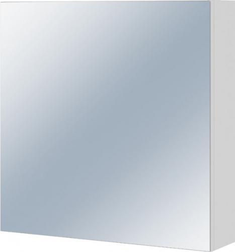 Cersanit Szafka górna z lustrem Colour 60cm biały połysk (S571-026)