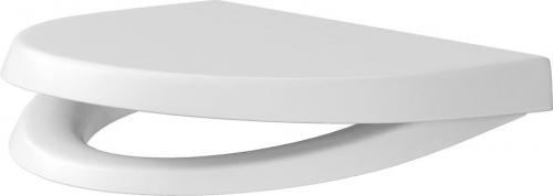 Deska sedesowa Cersanit Parva wolnoopadająca biała (K98-0053)