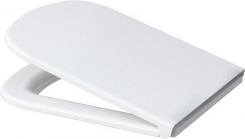 Deska sedesowa Cersanit Colour wolnoopadająca biała (K98-0092)
