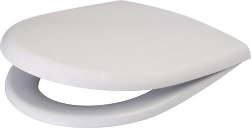 Deska sedesowa Cersanit Merida wolnoopadająca biała (K98-0084)
