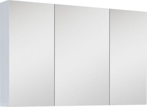 Elita Szafka górna z lustrem 100cm biały połysk (904511)