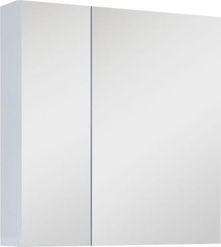 Elita Szafka górna z lustrem 60cm biały połysk (904507)