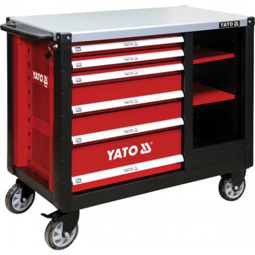 Wózek narzędziowy Yato 6 szuflad (YT-09001)