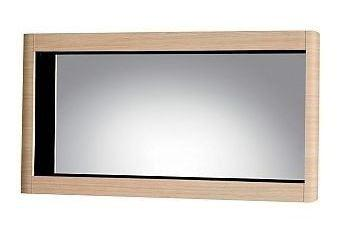 Lustro Cersanit Virtus 87,1x63cm dąb (S523-008)