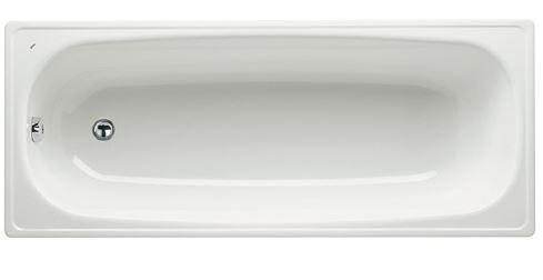 Wanna ROCA Madalena prostokątna 130 x 70cm  (DB30E2200A)