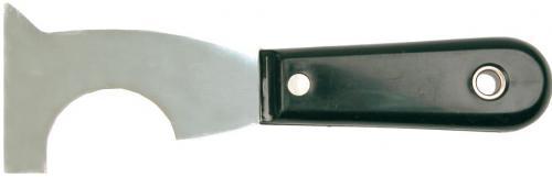 Topex Szpachla malarska 61mm polerowana z wycięciem - 18B218