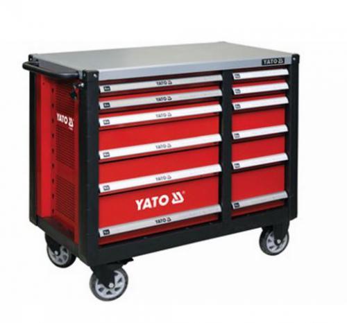 Wózek narzędziowy Yato 12 szuflad (YT-09003)