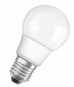 Osram Świetlówka kompaktowa LED STAR CLASSIC A advanced 5,4W/250 FR E27 - 4008321980687