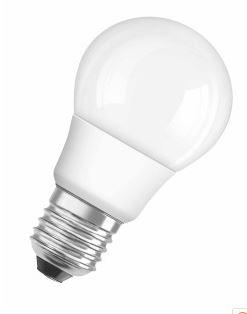 Osram Żarówka LED STAR CLASSIC A 40 6W/827 E27 powlekana - 4052899147904