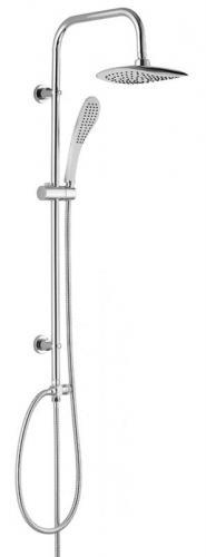 Zestaw prysznicowy Deante Neo Nuovo z deszczownicą chrom (NBO 051K)