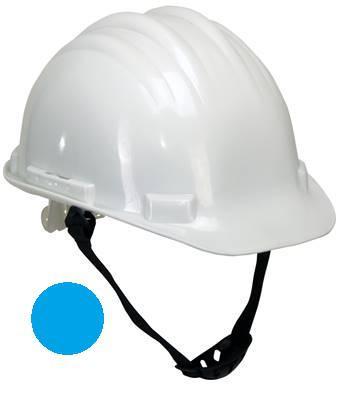 Lahti Pro Kask ochronny przemysłowy II kategorii niebieski L1040101