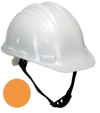 Lahti Pro Kask ochronny przemysłowy II kategorii pomarańczowy L1040103