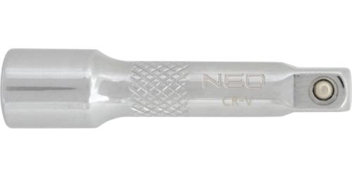 """NEO Przedłużka 1/4"""" 50mm (08-251)"""