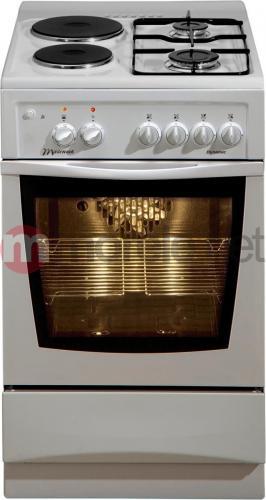 Kuchnia gazowo-elektryczna Mastercook KEG 4361 ZB DYN