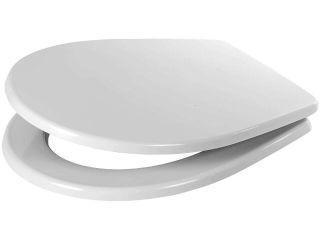 Deska sedesowa ROCA Zoom Madalena wolnoopadająca biała (WM82P002Z000001)