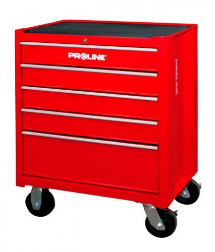 Wózek narzędziowy Proline 5 szuflad (33105)