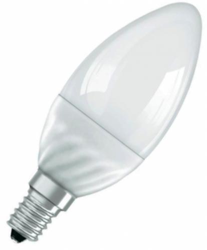 Osram Żarówka LED 4W E14 230V AC LED STAR CLB20 ciepłobiała 4008321980724