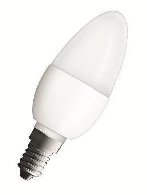 Osram Żarówka LED CLB25 4W/827 220-240V FR E14 4052899930537