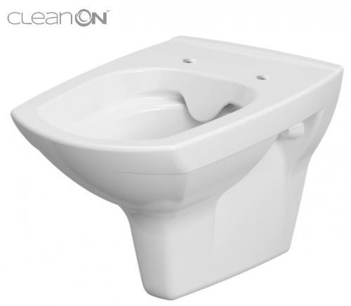Miska WC Cersanit Carina CleanOn wisząca  (K31-046)