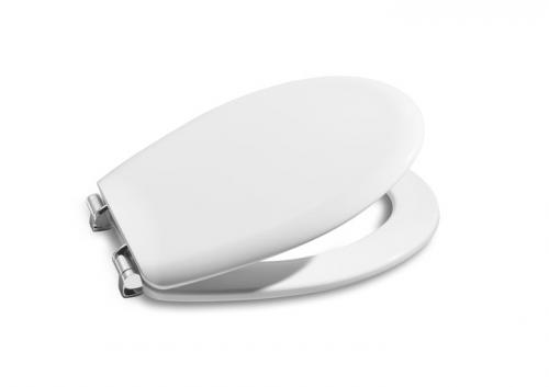Deska sedesowa ROCA Victoria wolnoopadająca biała (A801338N04)