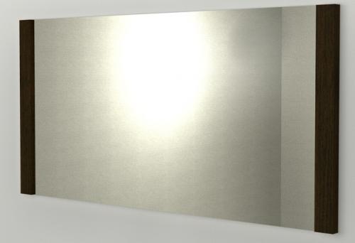 Lustro Durlik Helios 131x65cm orzech (LH131001-51)