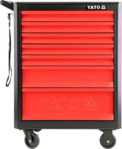 Wózek narzędziowy Yato 7 szuflad (YT-09000)