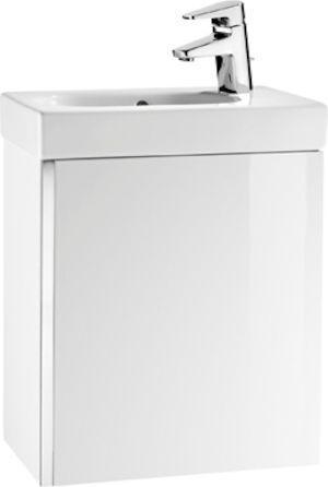 Zestaw szafka z umywalką ROCA Mini 45cm biały połysk (A855873806)