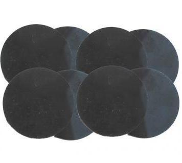 Szkło do okularów spawalniczych przyciemniane E-6 50mm