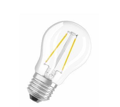 Osram Żarówka LED RETROFIT CLASSIC P 25 2W/827 E27 FIL - 4052899941618