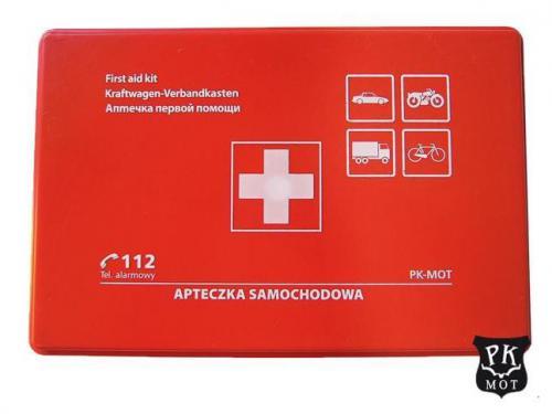 Apteczka PK MOT Apteczka samochodowa AS ID produktu: 3152220