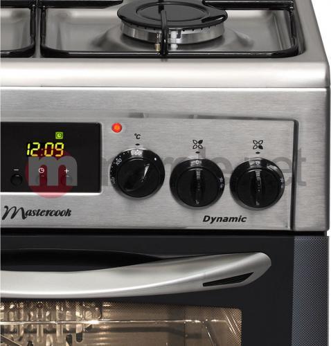 Mastercook KGE 3479 SX DYNAMIC w Morele net -> Kuchnia Elektryczna Mastercook Dynamic
