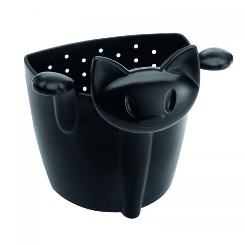 Koziol Zaparzaczka do herbaty MIMMI - kotek czarna (KZ-3236526)